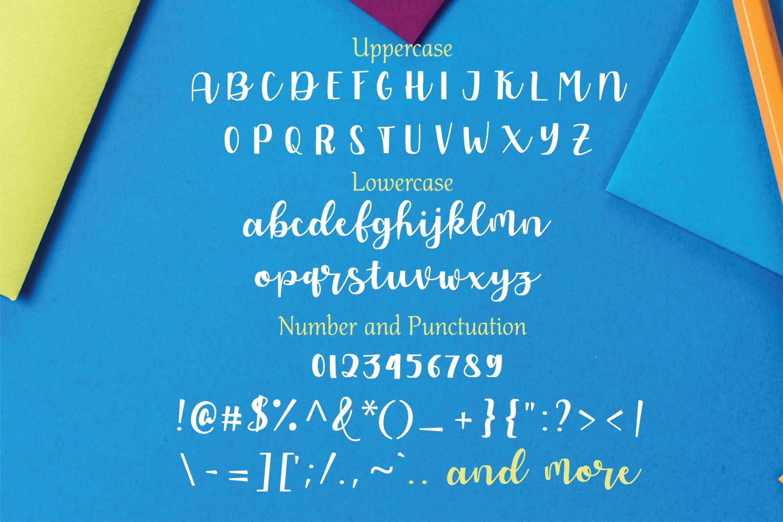 Allyca Font By Mas Anis Image 3