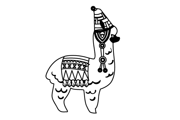 Download Free Alpaca Svg Cut File By Creative Fabrica Crafts Creative Fabrica for Cricut Explore, Silhouette and other cutting machines.