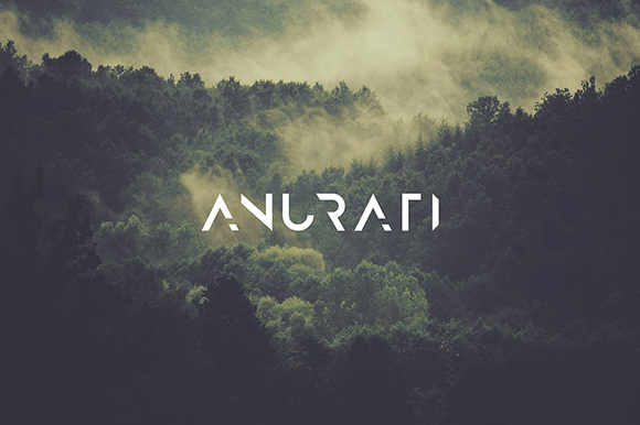 Print on Demand: Anurati Free Font Font By Creative Fabrica Freebies