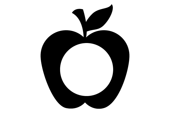 Download Free Apple Monogram Svg Cut File By Creative Fabrica Crafts for Cricut Explore, Silhouette and other cutting machines.