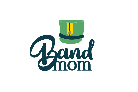 Download Free Band Mom Svg Cut File By Creative Fabrica Crafts Creative Fabrica for Cricut Explore, Silhouette and other cutting machines.