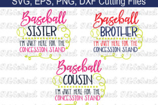 Baseball Bundle Graphic Crafts By Southern Belle Graphics 1