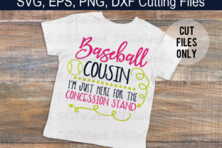 Baseball Bundle Graphic Crafts By Southern Belle Graphics 4