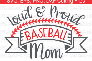 Download Free Baseball Mom Svg Graphic By Southern Belle Graphics Creative for Cricut Explore, Silhouette and other cutting machines.