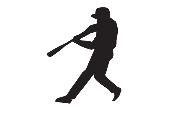 Download Free Baseball Player 2 Svg Cut File By Creative Fabrica Crafts for Cricut Explore, Silhouette and other cutting machines.
