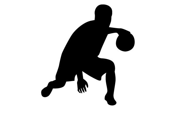 Download Free Basketball Player Svg Cut File By Creative Fabrica Crafts for Cricut Explore, Silhouette and other cutting machines.
