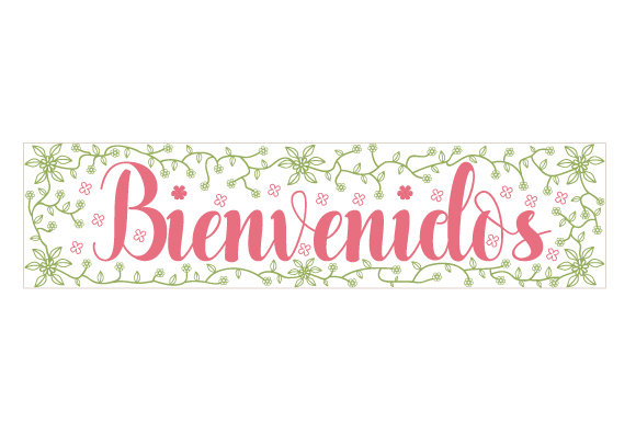 Download Free Bienvenidos Svg Cut File By Creative Fabrica Crafts Creative for Cricut Explore, Silhouette and other cutting machines.
