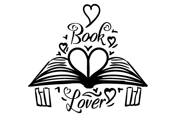 Download Free Book Lover Svg Cut File By Creative Fabrica Crafts Creative for Cricut Explore, Silhouette and other cutting machines.