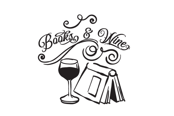 Download Free Books Wine Svg Cut File By Creative Fabrica Crafts Creative for Cricut Explore, Silhouette and other cutting machines.