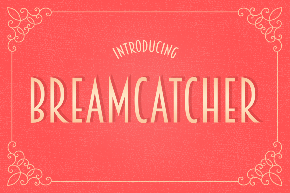 Print on Demand: Breamcatcher Script & Handwritten Font By Typodermic