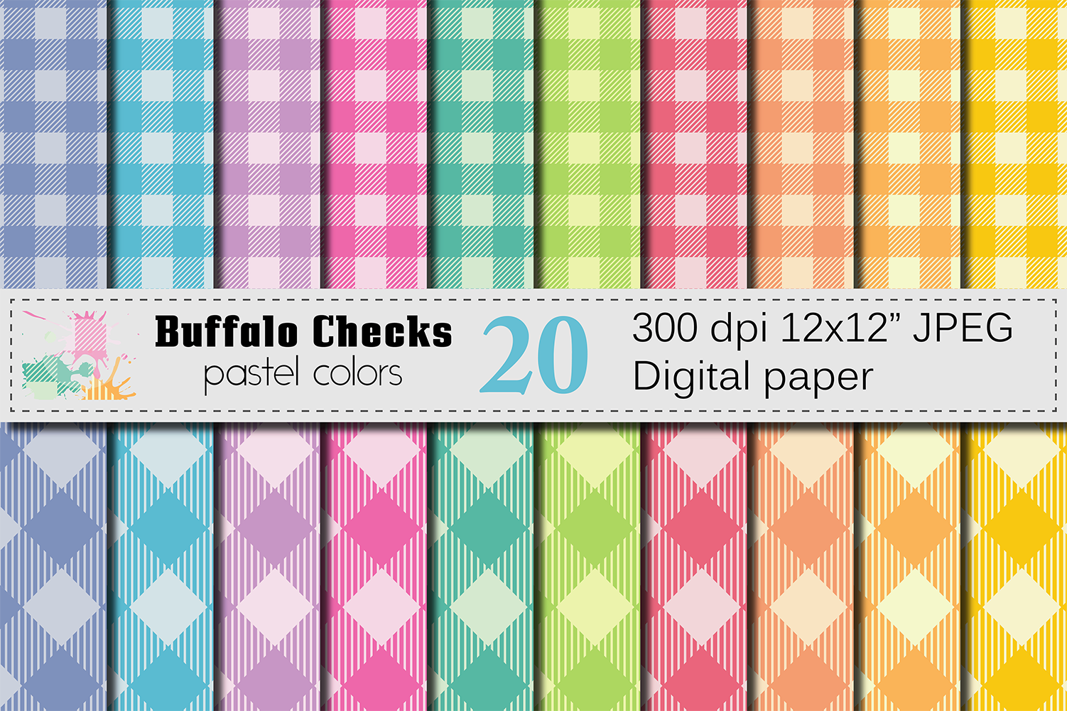 Download Free Summer Digital Paper Graphic By Vr Digital Design Creative Fabrica for Cricut Explore, Silhouette and other cutting machines.