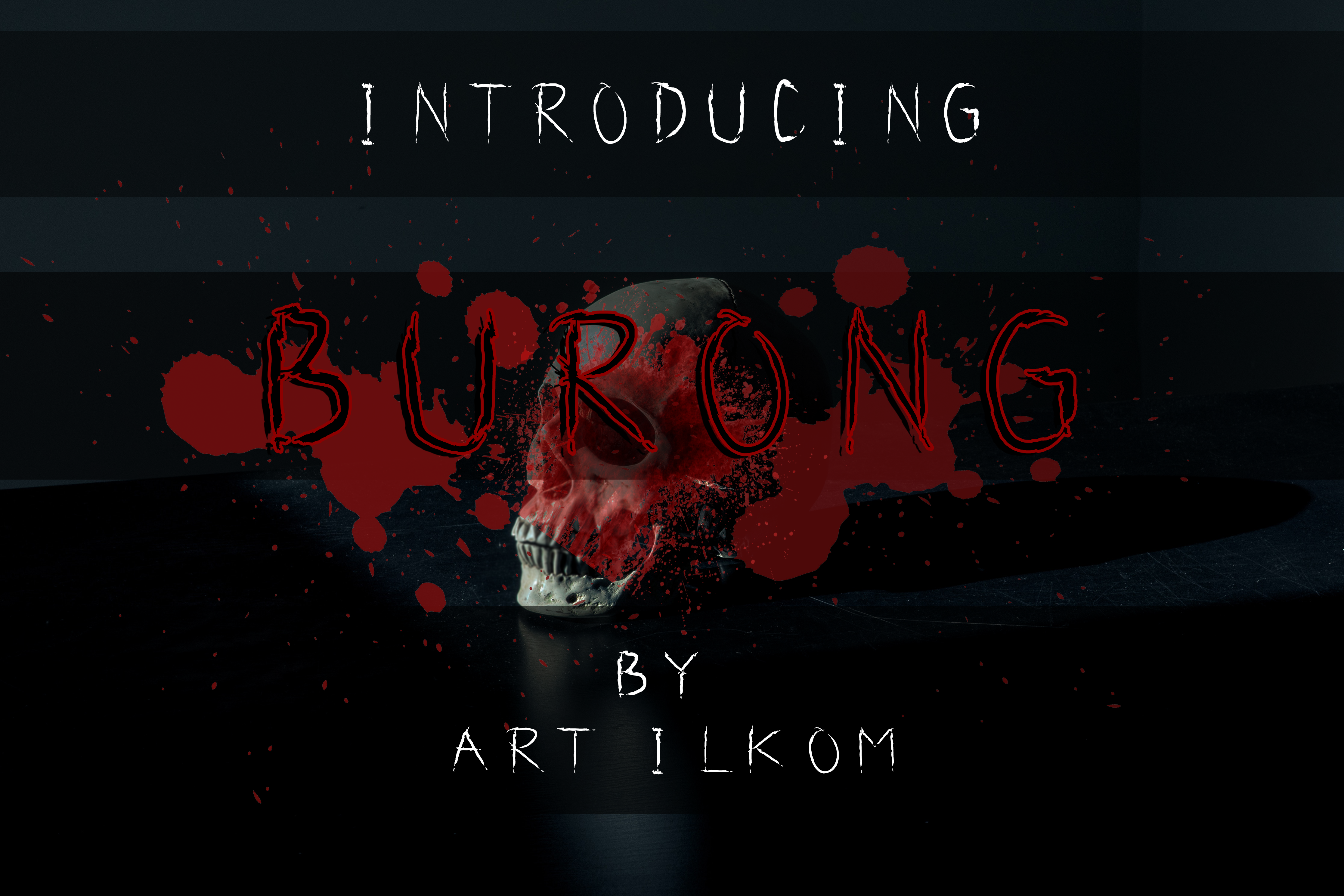 Burong Font By Boombage