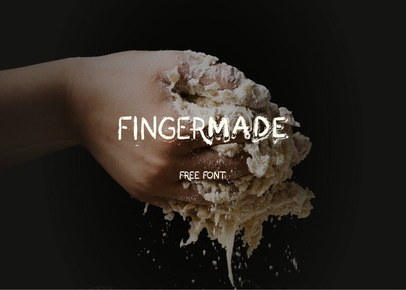 Download Free Fingermade Font By Andrea Gaspari Creative Fabrica for Cricut Explore, Silhouette and other cutting machines.