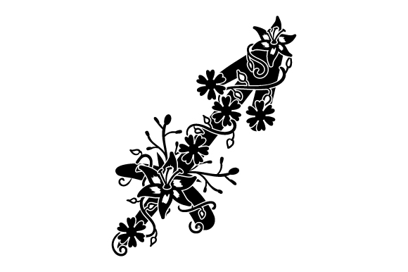 Download Free Floral Sagittarius Svg Cut File By Creative Fabrica Crafts SVG Cut Files