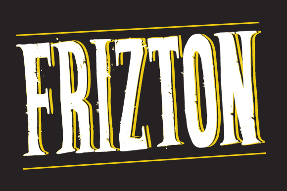 Print on Demand: Frizton Font By Creative Fabrica Freebies