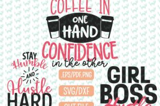 Download Free Girl Boss Bundle Graphic By Fidgety Fox Designs Creative Fabrica for Cricut Explore, Silhouette and other cutting machines.