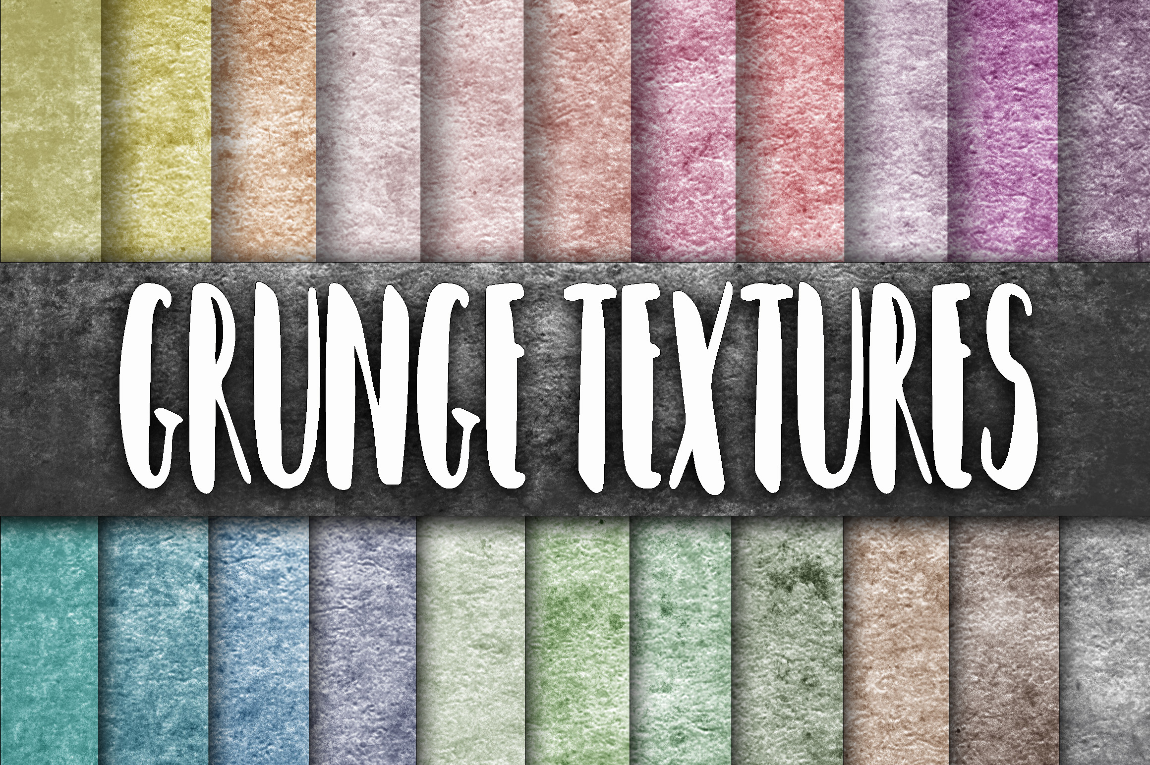 Grunge Textures Digital Papers Graphic Textures By oldmarketdesigns - Image 1