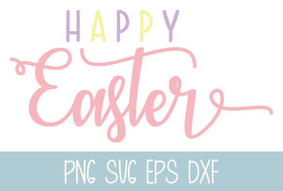 Print on Demand: Happy Easter Graphic Crafts By Misti
