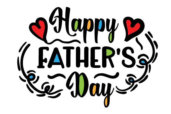 Happy Father's Day (SVG Cut file) by Creative Fabrica Crafts ...