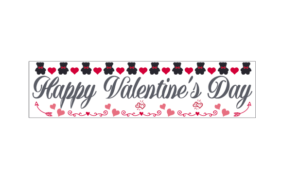 Download Free Happy Valentine S Day Svg Cut File By Creative Fabrica Crafts Creative Fabrica PSD Mockup Template