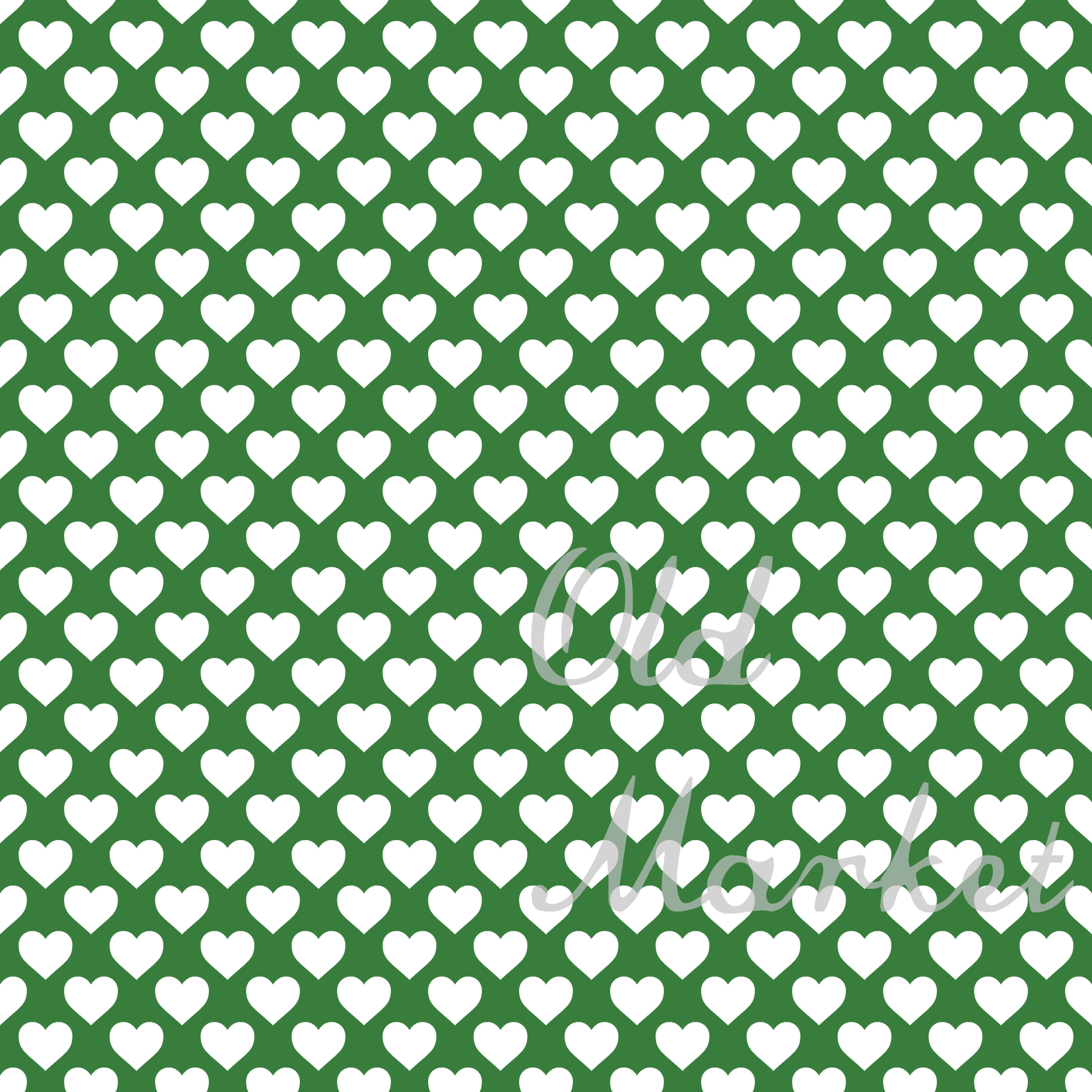 Hearts Digital Paper Graphic Backgrounds By oldmarketdesigns - Image 2