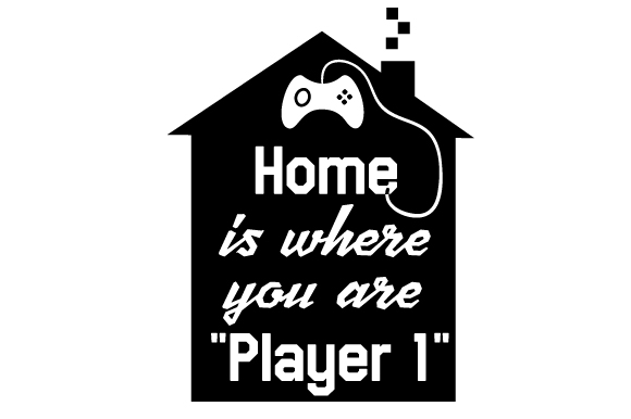 Download Free Home Is Where You Are Svg Cut File By Creative Fabrica Crafts for Cricut Explore, Silhouette and other cutting machines.