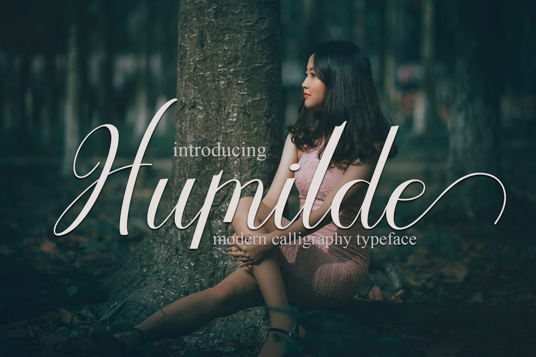 Print on Demand: Humilde Script & Handwritten Font By Mrletters