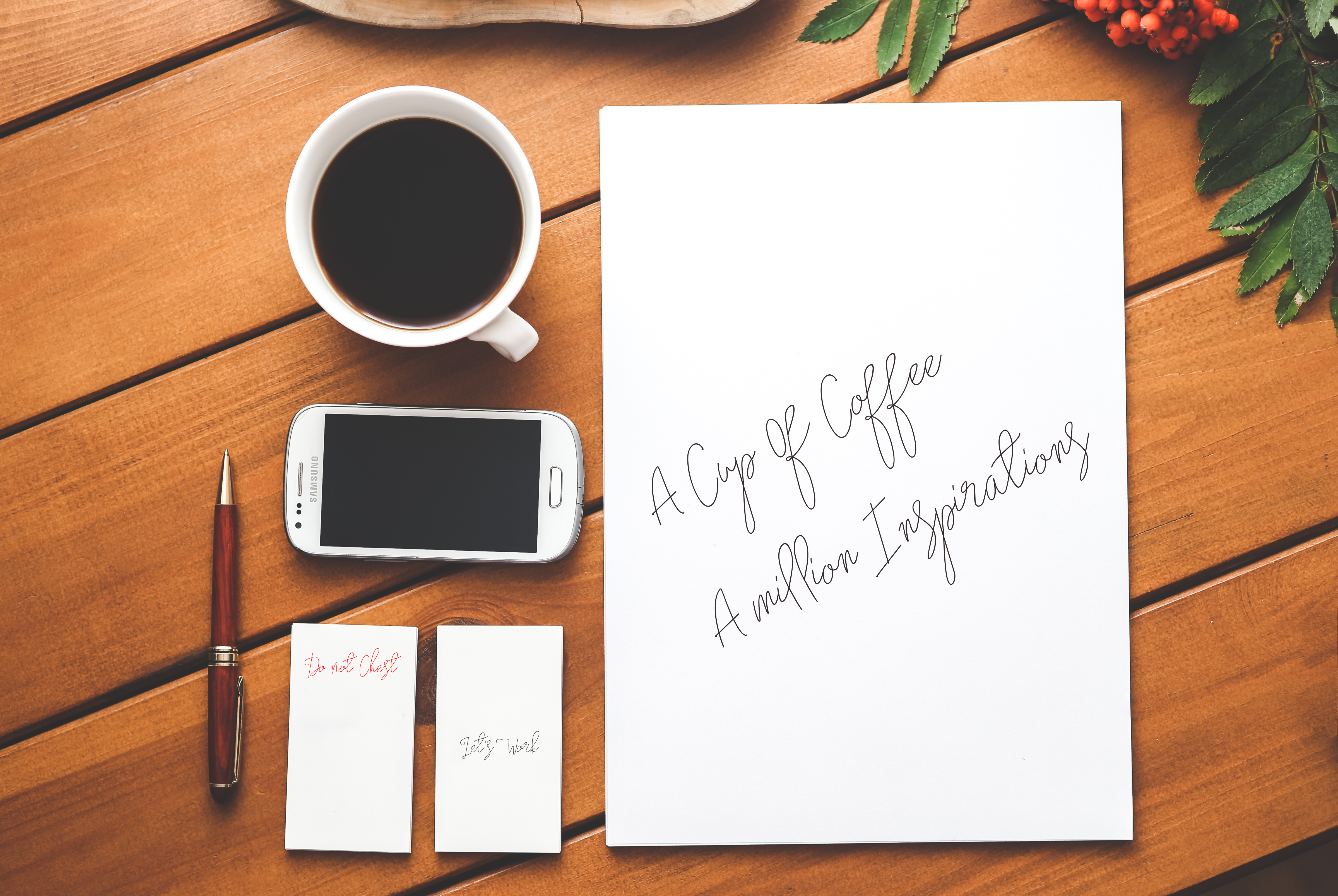 Print on Demand: Nadine Script Script & Handwritten Font By Malindo Creative - Image 5