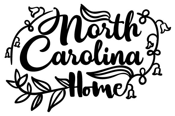 Download Free North Carolina Home Svg Cut File By Creative Fabrica Crafts for Cricut Explore, Silhouette and other cutting machines.
