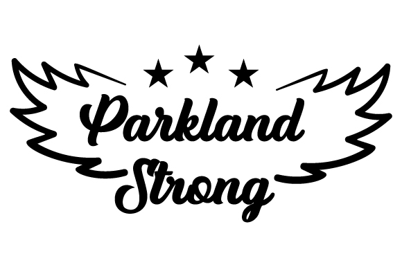 Parkland Strong Remembrance Craft Cut File By Creative Fabrica Crafts