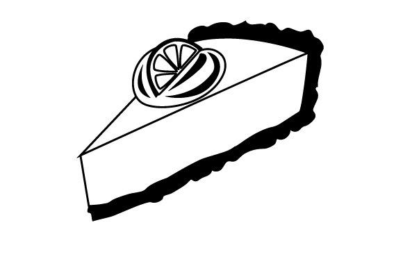 Download Free Pie Slice Svg Cut File By Creative Fabrica Crafts Creative Fabrica for Cricut Explore, Silhouette and other cutting machines.