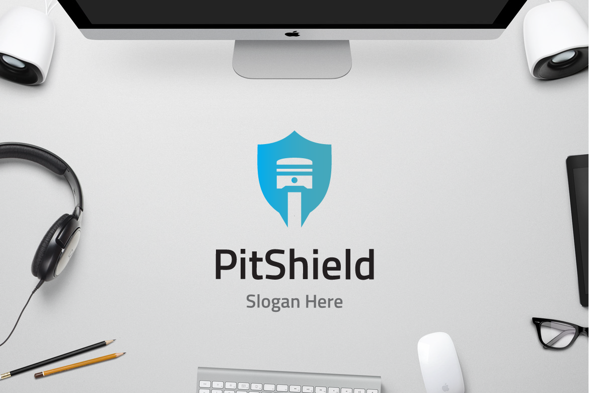 PitShield Graphic Logos By yip87