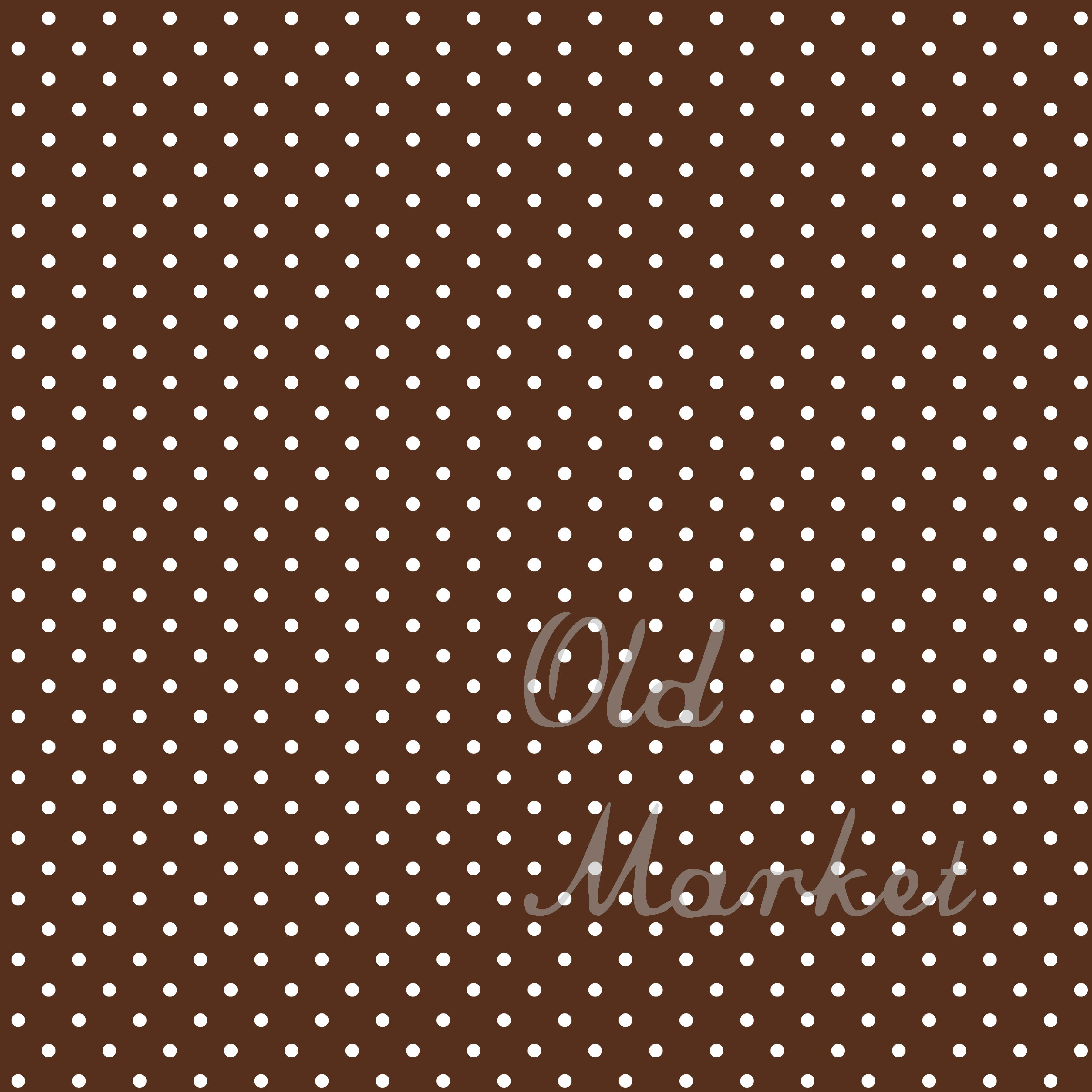 Polka Dots Digital Paper Graphic Backgrounds By oldmarketdesigns - Image 2