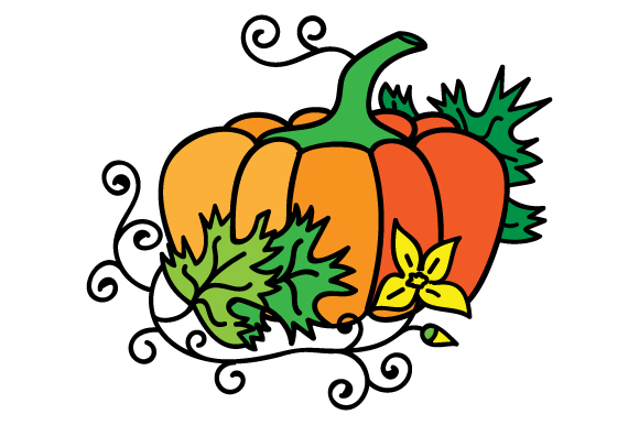Download Free Pumpkin Svg Cut File By Creative Fabrica Crafts Creative Fabrica for Cricut Explore, Silhouette and other cutting machines.