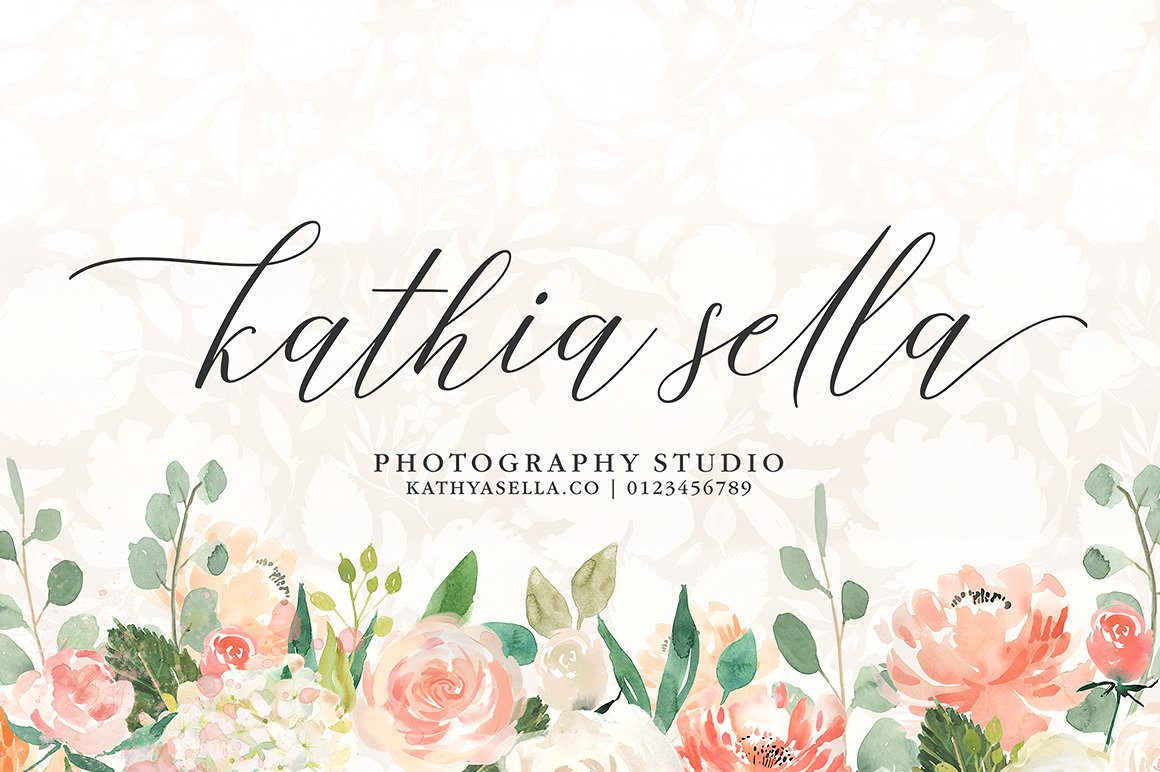 Sarisha Font By Solidtype Image 4