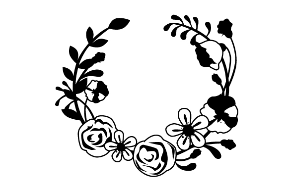 Download Free Save The Date Bridal Shower Wreath Svg Cut File By Creative for Cricut Explore, Silhouette and other cutting machines.