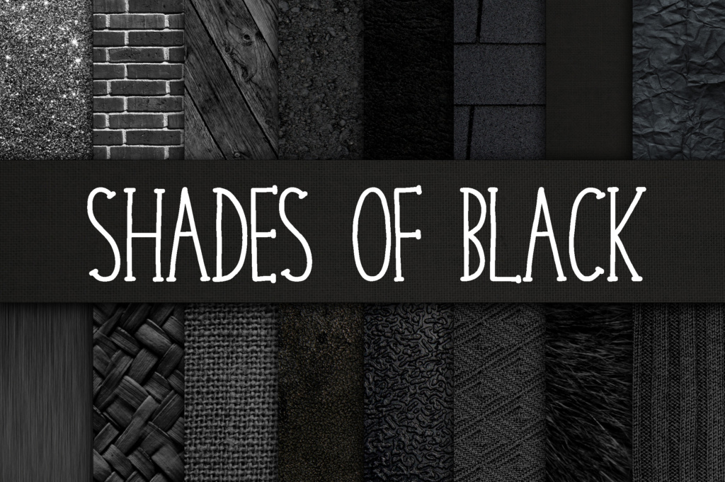 Download Free Shades Of Black Digital Paper Textures Grafico Por Oldmarketdesigns Creative Fabrica for Cricut Explore, Silhouette and other cutting machines.