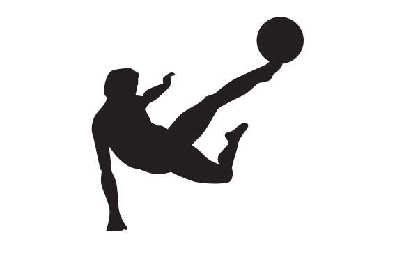 Download Free Soccer Player 1 Svg Cut File By Creative Fabrica Crafts for Cricut Explore, Silhouette and other cutting machines.