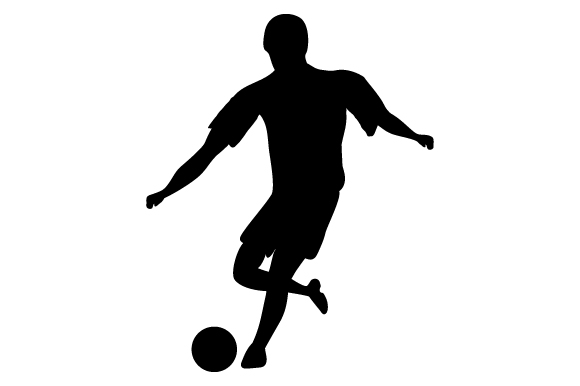 Download Free Soccer Player Svg Cut File By Creative Fabrica Crafts Creative for Cricut Explore, Silhouette and other cutting machines.