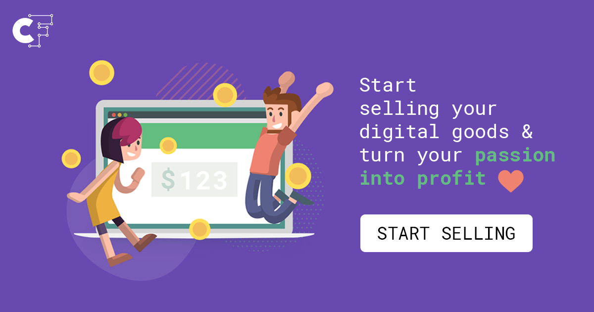 Download Free Turn Your Passion Into Profit Earn With Selling Digital Goods for Cricut Explore, Silhouette and other cutting machines.