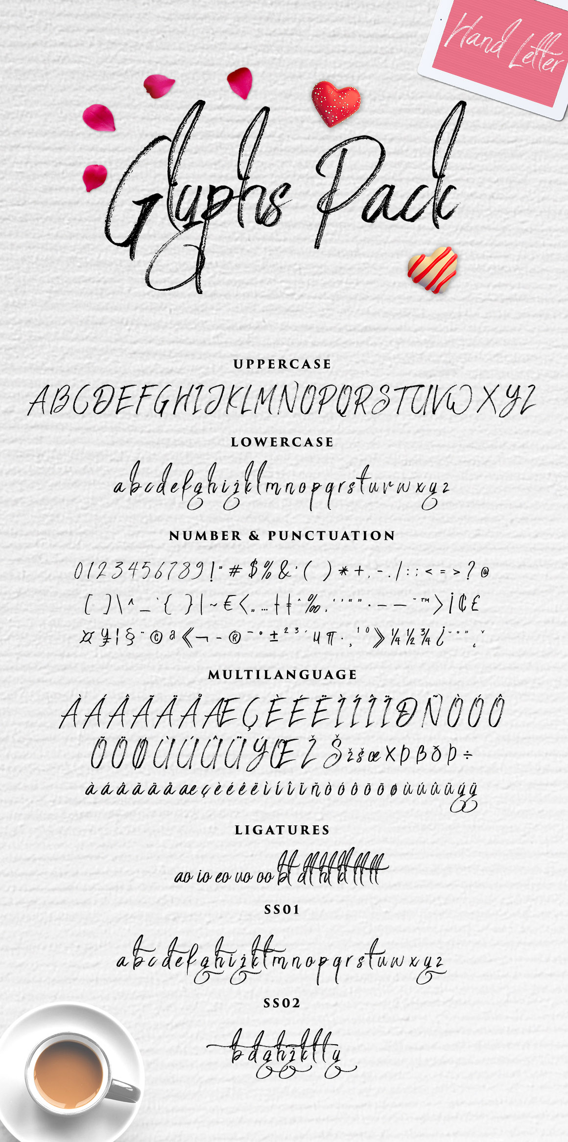 Print on Demand: Strongloves Script & Handwritten Font By feydesign - Image 10