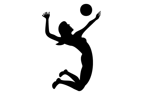 Download Free Volleyball Player Svg Cut File By Creative Fabrica Crafts for Cricut Explore, Silhouette and other cutting machines.