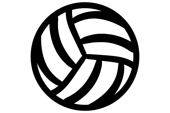 Download Free Volleyball Svg Cut File By Creative Fabrica Crafts Creative for Cricut Explore, Silhouette and other cutting machines.