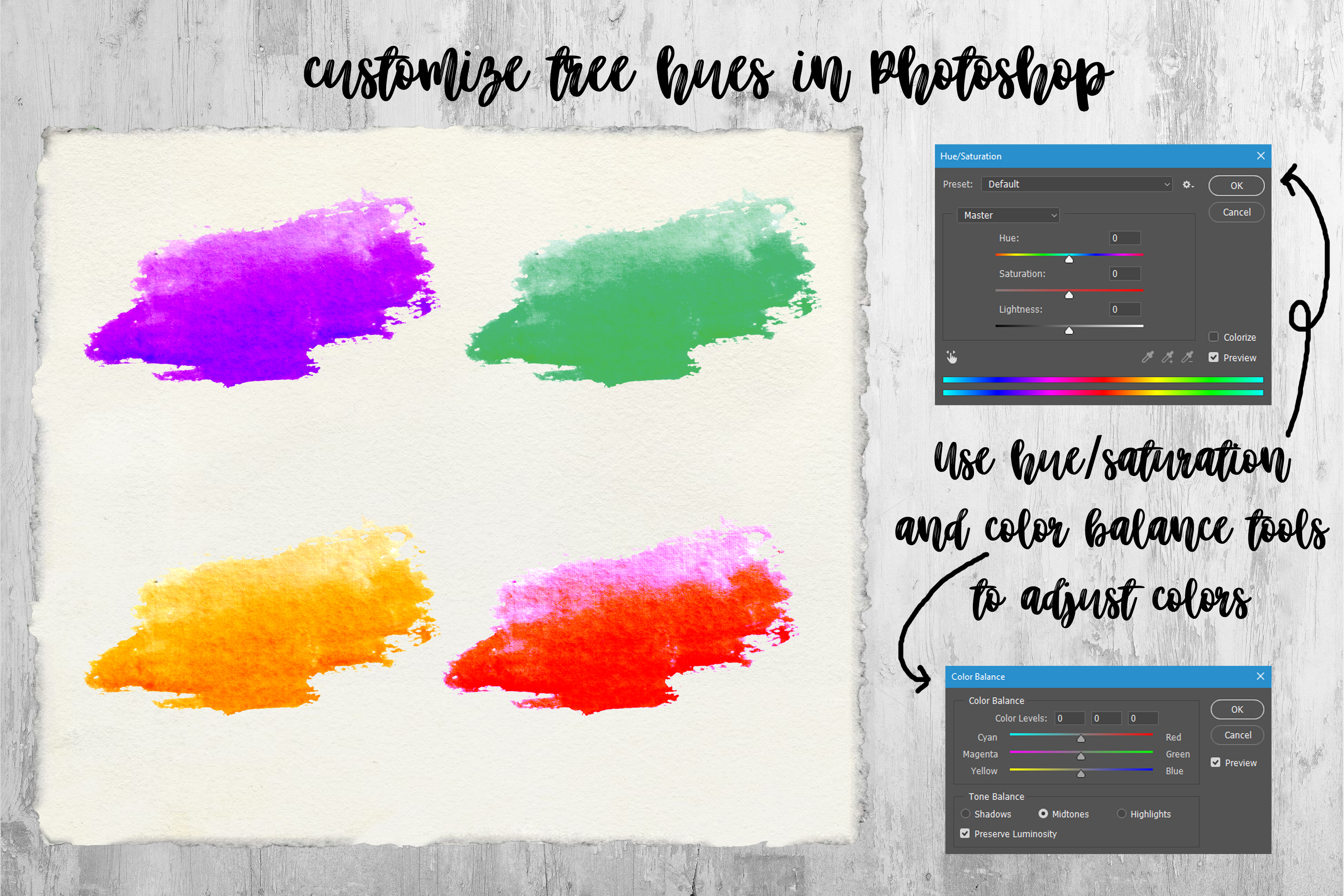 Watercolor Texture Pack Graphic Textures By tregubova.jul - Image 8