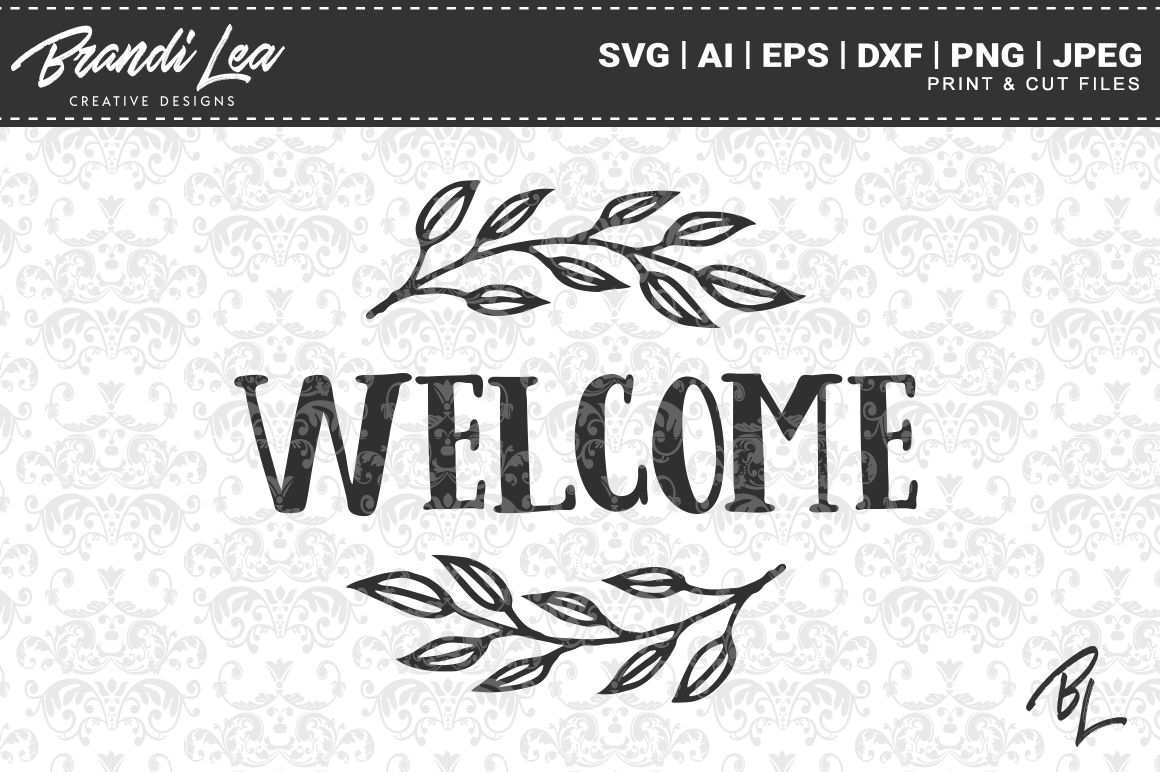 Download Free Welcome Files Graphic By Brandileadesigns Creative Fabrica for Cricut Explore, Silhouette and other cutting machines.