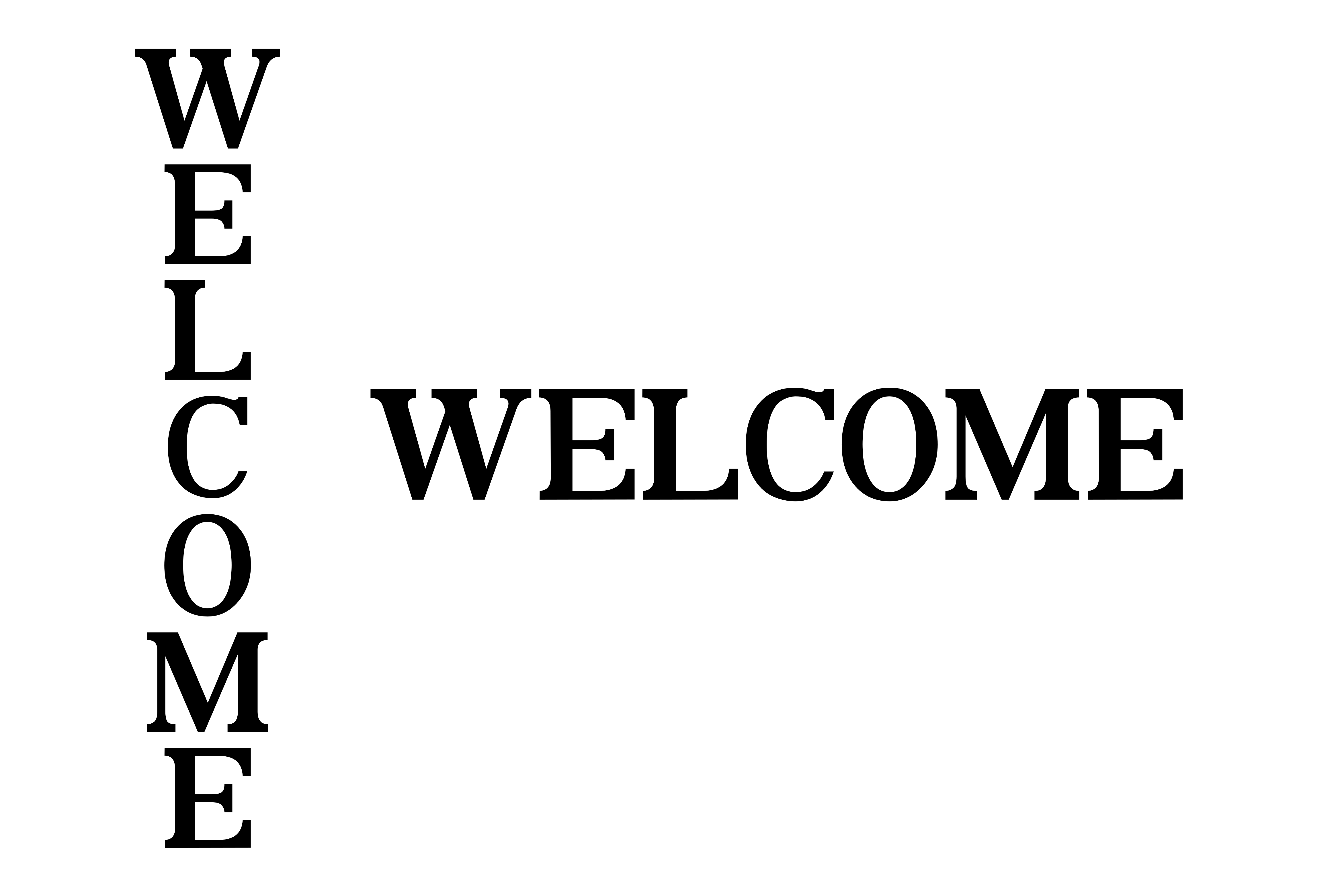 Welcome SVG Graphic By CrystalGiftsStudio Image 1