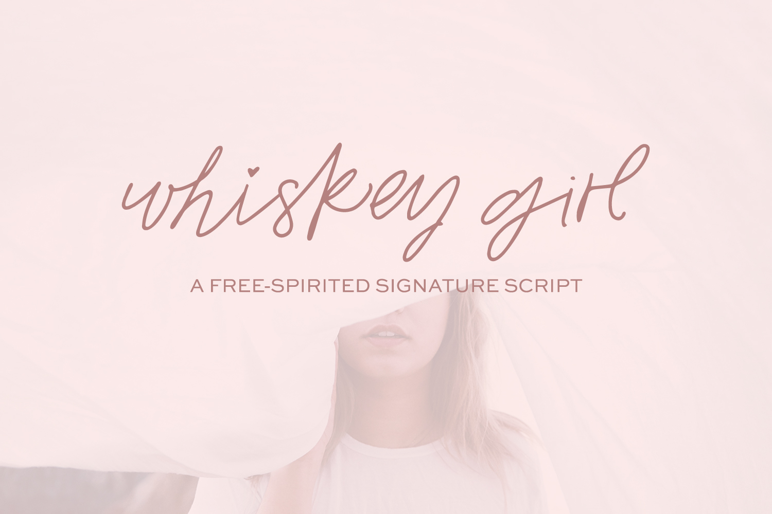 Print on Demand: Whiskey Girl Script & Handwritten Font By BeckMcCormick