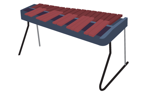 Xylophone Craft Design By Creative Fabrica Crafts