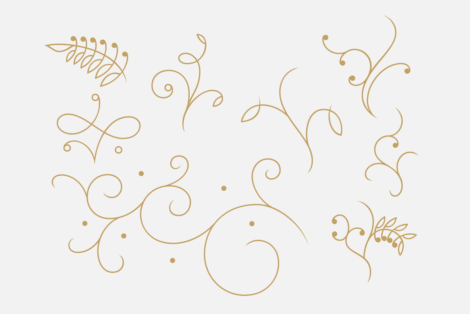 Print on Demand: 7 Flowers and Floral Patterns Graphic Patterns By Roland Hüse Design - Image 4