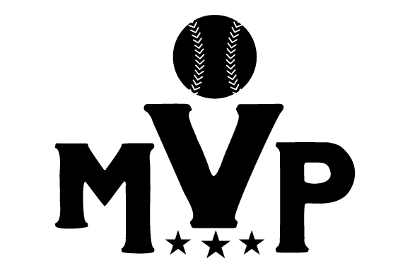 Download Free Baseball Mvp Svg Cut File By Creative Fabrica Crafts Creative for Cricut Explore, Silhouette and other cutting machines.